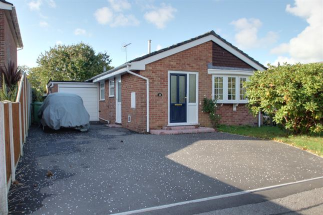 Thumbnail 2 bed bungalow for sale in King John Avenue, Bournemouth