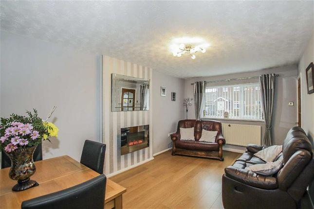 Thumbnail Detached bungalow for sale in Icconhurst Close, Accrington, Lancashire