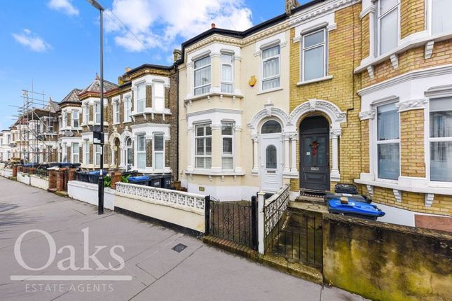 Thumbnail Terraced house to rent in Gonville Road, Thornton Heath