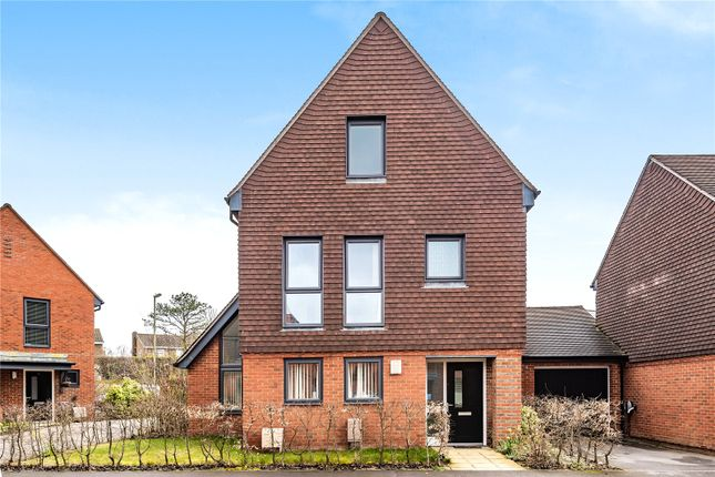 Thumbnail Detached house for sale in Reed Close, Swanmore, Hampshire