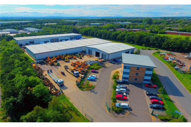 Thumbnail Warehouse to let in Unit 11, Teal Farm, Pattinson Industrial Estate, Washington, Sunderland, UK
