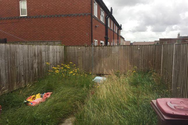 External of Marbury Road, Kirkby, Liverpool L32