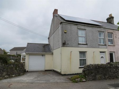 Thumbnail Property for sale in Stenalees Hill, Stenalees, St. Austell