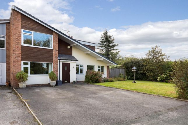 Thumbnail Semi-detached house for sale in Greenlands, Tattenhall, Chester
