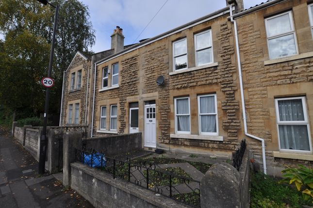 Thumbnail Terraced house to rent in Monksdale Road, Bath