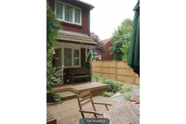 Thumbnail End terrace house to rent in Chichester Close, London