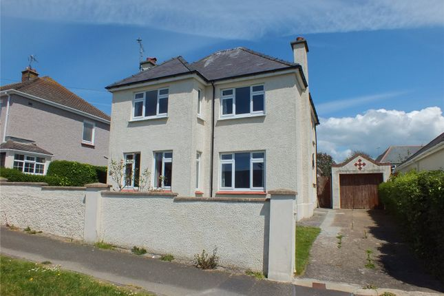 Thumbnail Detached house for sale in Hayston Avenue, Hakin, Milford Haven