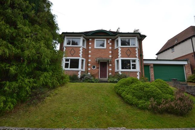 Thumbnail Detached house for sale in Selly Park Road, Selly Park, Birmingham