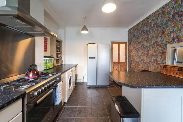 Kitchen of Clarence Street, Kidderminster, Worcestershire DY10