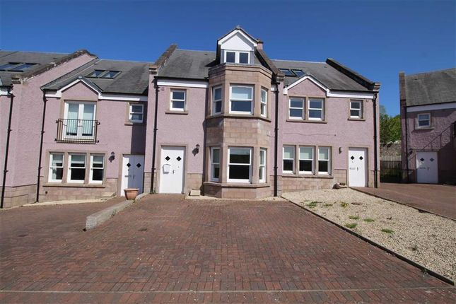 Thumbnail Terraced house for sale in Langhouse Road, Inverkip, Greenock