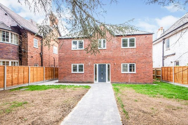 Thumbnail Detached house for sale in Loughborough Road, Birstall, Leicester