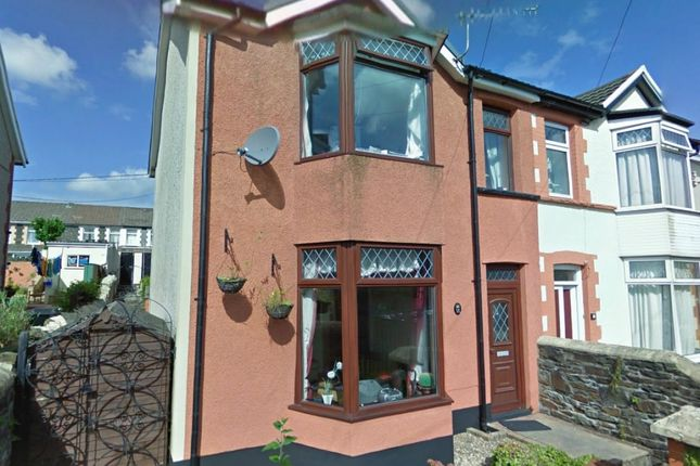 Thumbnail Semi-detached house to rent in Belle Vue Terrace, Treforest, Pontypridd