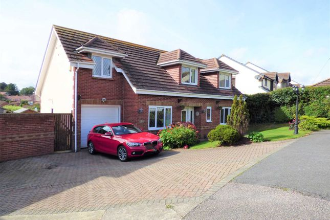 Thumbnail Detached house for sale in Kings Ash Road, Paignton