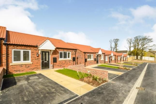 Thumbnail Bungalow for sale in Chancel Meadows, High Stakesby Road, Whitby