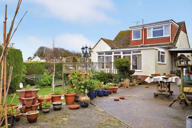 Thumbnail Bungalow for sale in Durleigh Road, Brixham