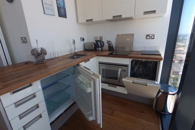 Thumbnail Flat to rent in Deansgate, Mancheste