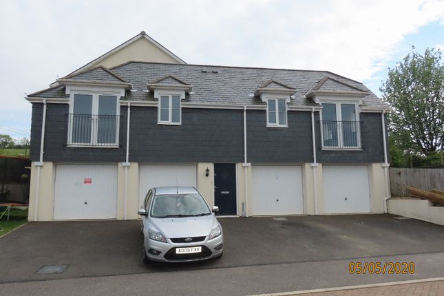 Thumbnail Detached house to rent in Roberts Field, North Molton, South Molton