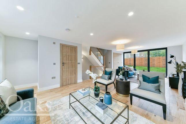 Thumbnail End terrace house for sale in Guildersfield Road, London