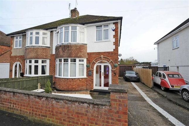 Thumbnail Semi-detached house for sale in Second Avenue, Wellingborough
