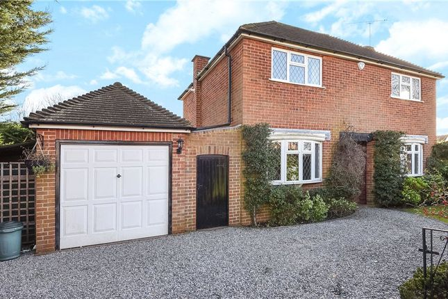 Thumbnail Detached house for sale in Glebe Lane, Sonning, Reading