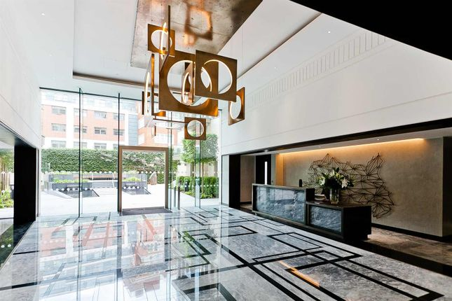 Reception of The Courthouse, 70 Horseferry Road, London SW1P