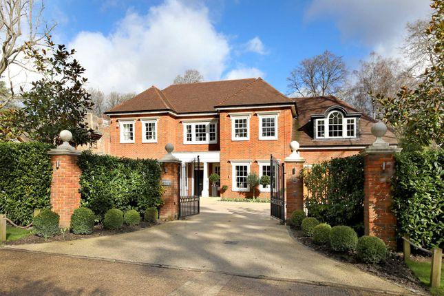Thumbnail Detached house for sale in Llanvair Drive, Ascot, Berkshire
