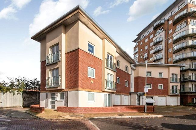 Thumbnail Flat for sale in Winterthur Way, Basingstoke, Hampshire