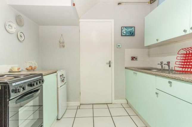 Kitchen of Church Street, Blaenau Ffestiniog, Gwynedd LL41