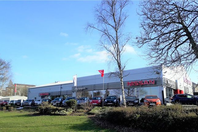 Thumbnail Parking/garage for sale in 300, Strathtay Road, Perth
