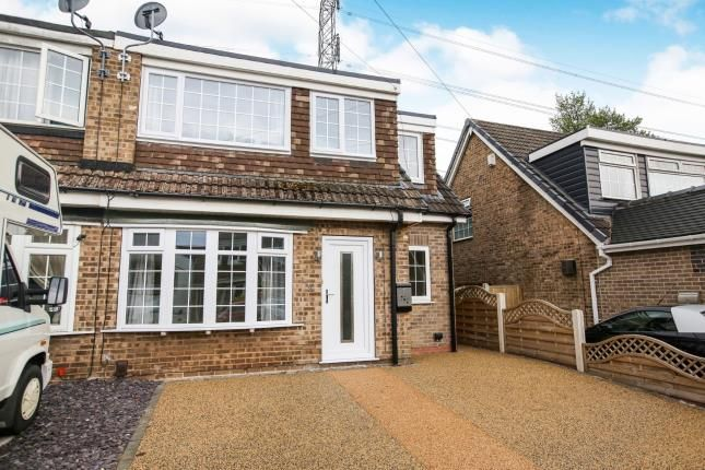 Thumbnail Semi-detached house for sale in Tytherington Drive, Tytherington, Macclesfield, Cheshire