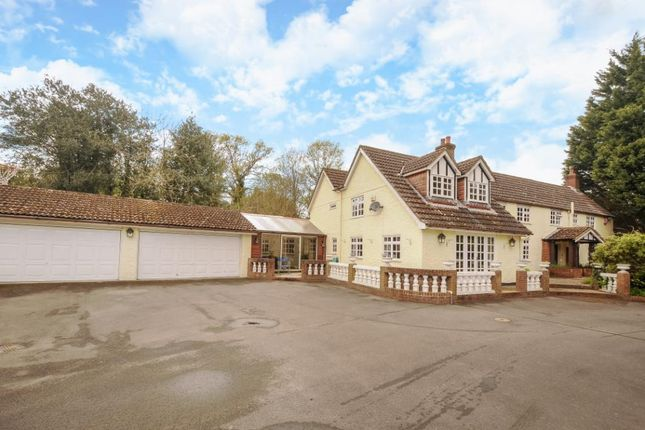 Thumbnail Property for sale in Wimborne Road, East End, Corfe Mullen, Wimborne