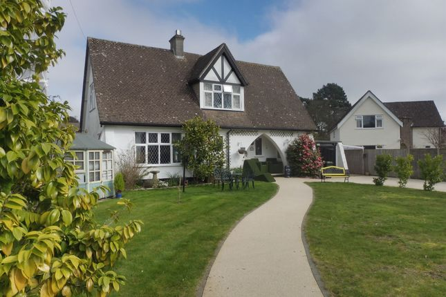 Thumbnail Detached house for sale in Fernlea Avenue, Ferndown