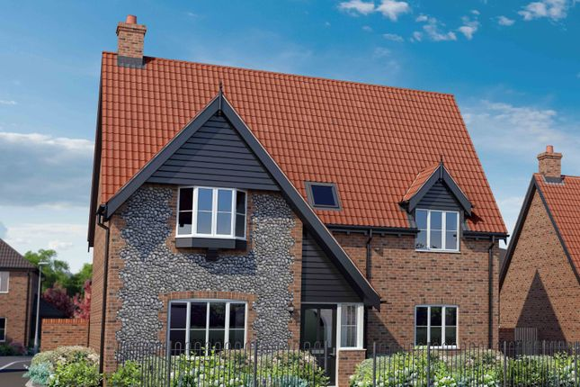Thumbnail Detached house for sale in Martham Road, Hemsby, Great Yarmouth