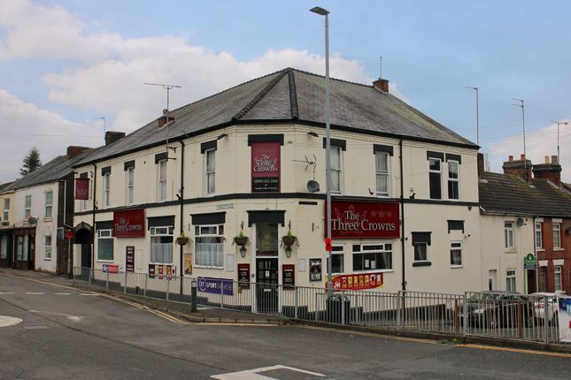 Thumbnail Leisure/hospitality for sale in Market Place, Coalville