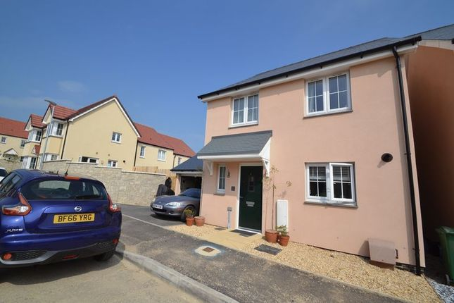 Thumbnail Detached house for sale in Baileys Meadow, Hayle