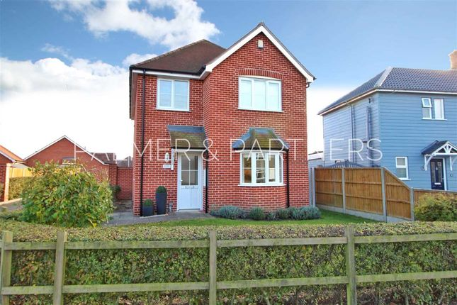 Thumbnail Detached house for sale in Mulberry Gardens, Langenhoe, Colchester