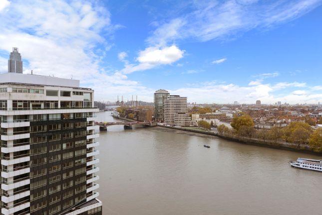 Thumbnail Flat for sale in Merano Residence, Albert Embankment, London
