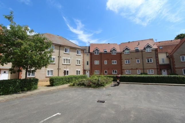 Thumbnail Flat for sale in Ash Way, Colchester