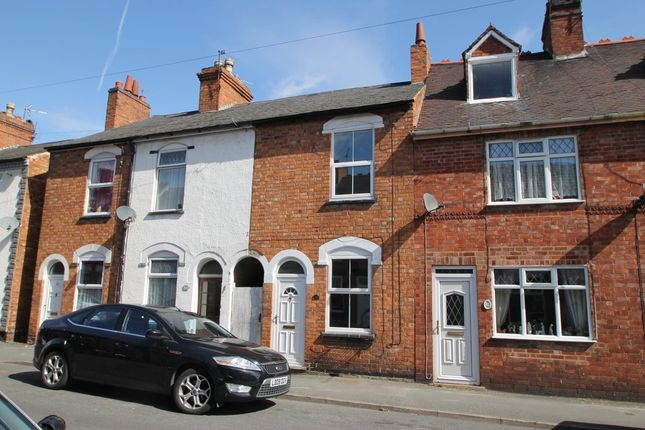 Thumbnail Terraced house to rent in Erdington Road, Atherstone, Warwickshire