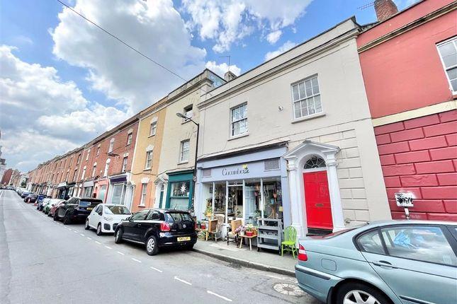 Thumbnail Flat to rent in Picton Street, Montpelier, Bristol