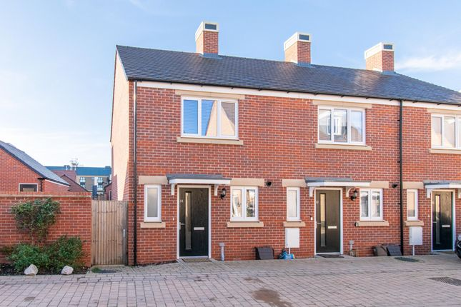 2 bed end terrace house for sale in Coates Road, Biggleswade SG18