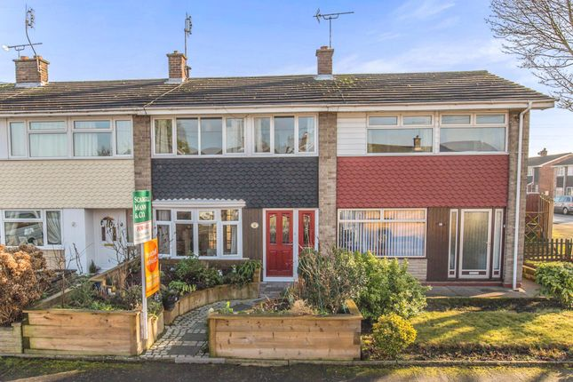 3 bed terraced house for sale in Winchester Drive, Burton-On-Trent