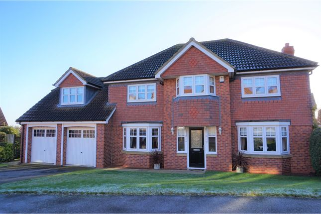 Thumbnail Detached house for sale in Grassholme Road, Hartlepool