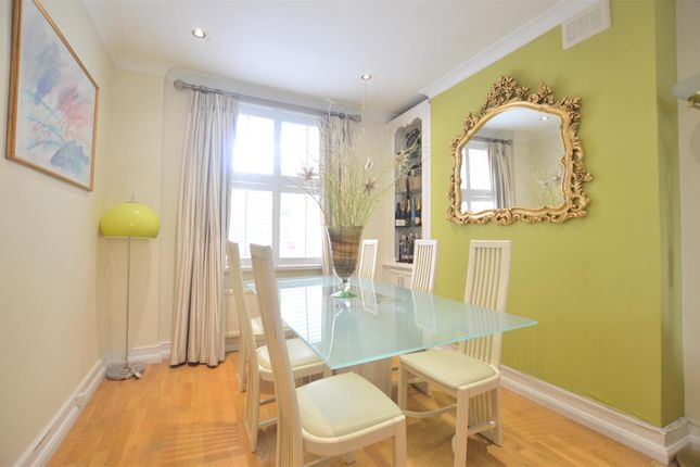 Dining Room of Stanley Grove, London SW8