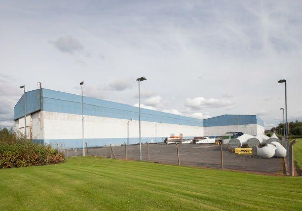 Thumbnail Industrial to let in Block J, Unit 5, Westway Business Park, Renfrew