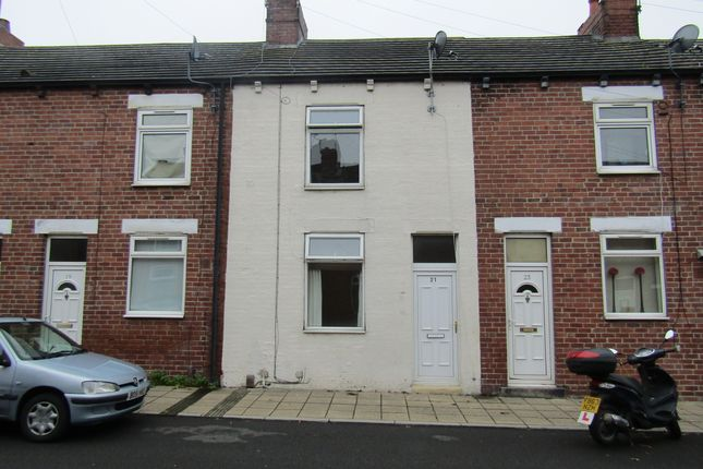 Thumbnail Terraced house to rent in Cannon Street, Castleford