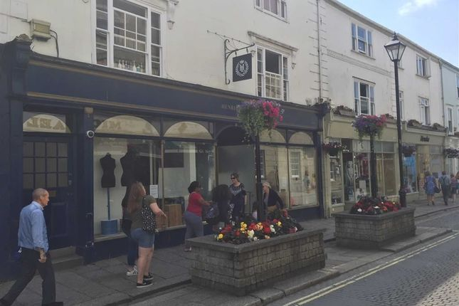 Thumbnail Retail premises to let in 6-7, Lemon Street, Truro