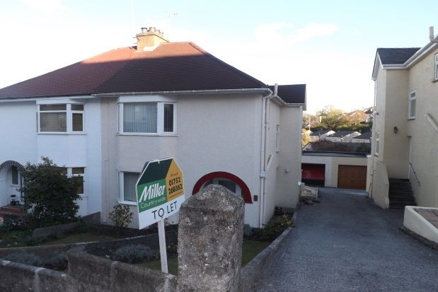Thumbnail Property to rent in Homer Park, Saltash