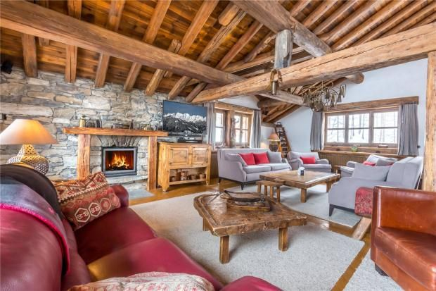 Thumbnail Parking/garage for sale in Les Carats, Val D'isere, France