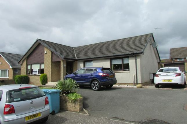 Thumbnail Bungalow to rent in New Edinburgh Road, Bellshill